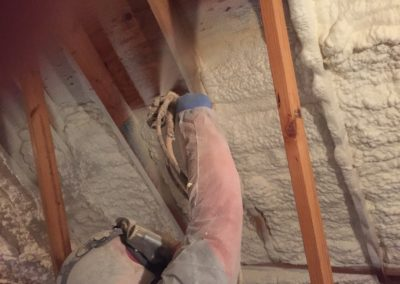 Spray Foam Insulation for Your Attic
